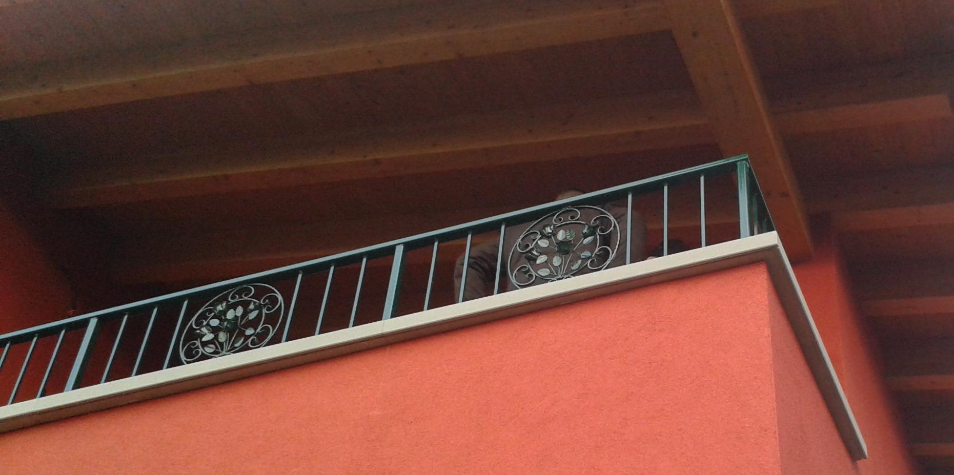 Parapetti per balconi e terrazze
